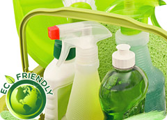Eco Friendly Child Care Cleaning